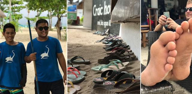 Barefoot Living barefoot living evolution diving resort malapascua