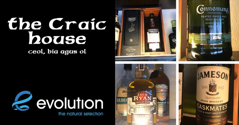 craic house irish whiskey bar malapascua