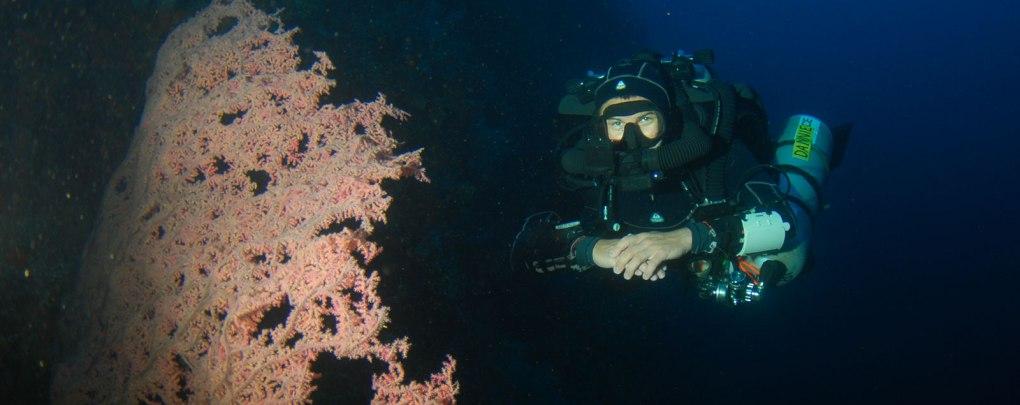 tech diving evolution diving resort malapascua