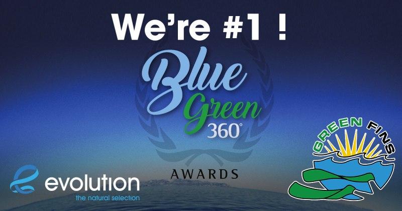bluegreen360 award evolution diving resort