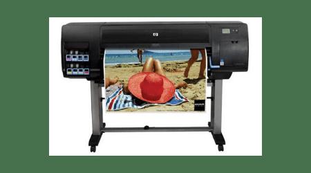 2NDA Maquina HP tintas base agua