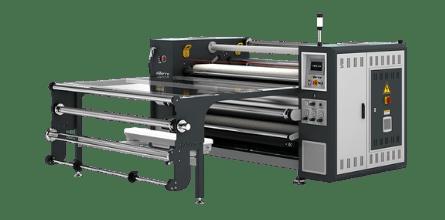 Impresión digital en textiles.