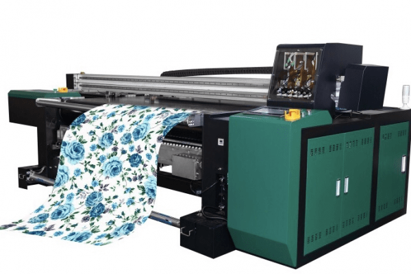 Plotter Impresión Textil directo tejido belt low cost