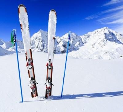 BK3 Esquís aplicaciones