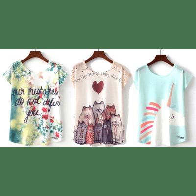 Camisetas 400×400 Solución DTG