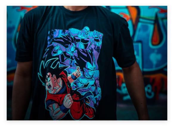 personalizacion camiseta fluor