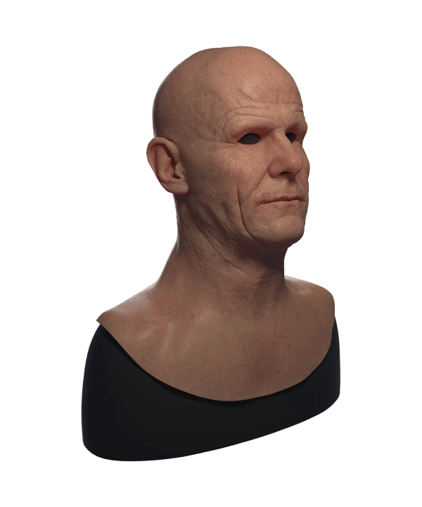 Hyper Realistic Walter White Breaking Bad Silicone Mask for Disguise