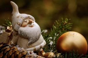 Christmas decorations - Santa