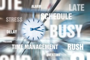Time management after hiring professional packers