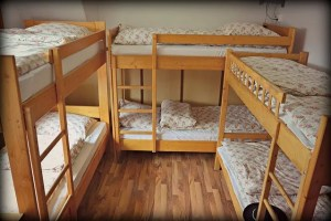 Bunk beds that are great for children but hard to disassemble and pack for moving