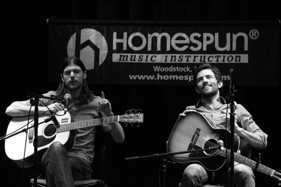 Songwriting Session - The Avett Brothers @ MerleFest (5/6)