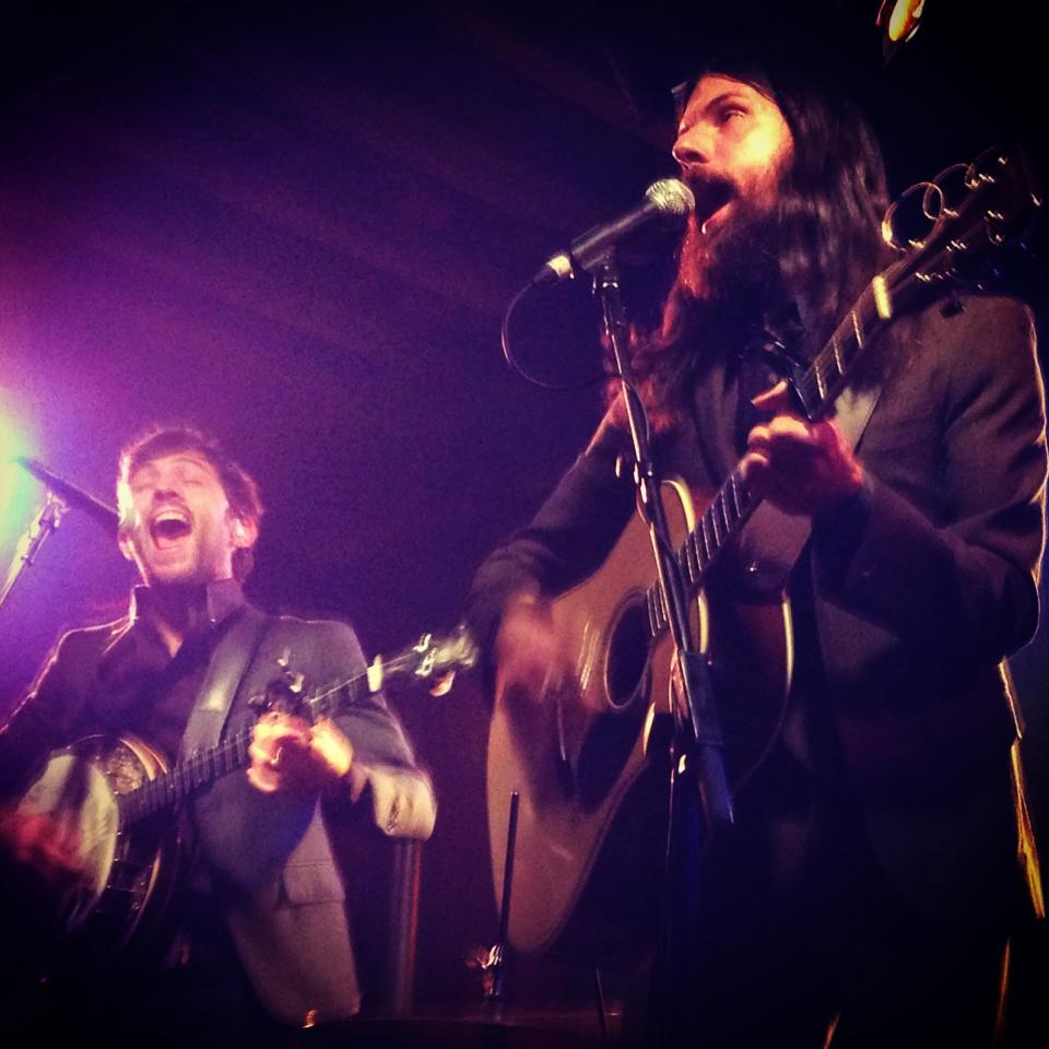 Fortune Favors the Bold - The Avett Brothers @ McKittrick Hotel (4/4)