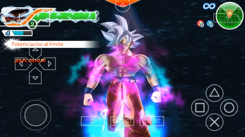 Dragon Ball Z Justice Time For Android Download DBZ TTT MOD