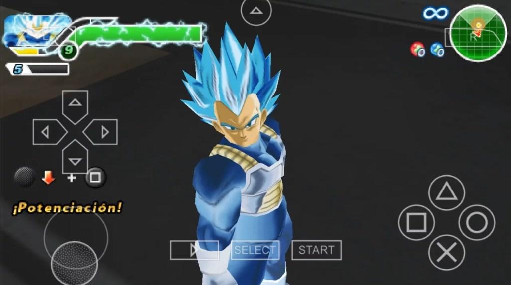 Dragon Ball Z Xenoverse 2 Vegeta Blue Evolution