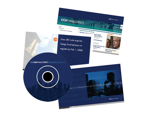 CCH Wallstreet (CD ROM Product Demo)