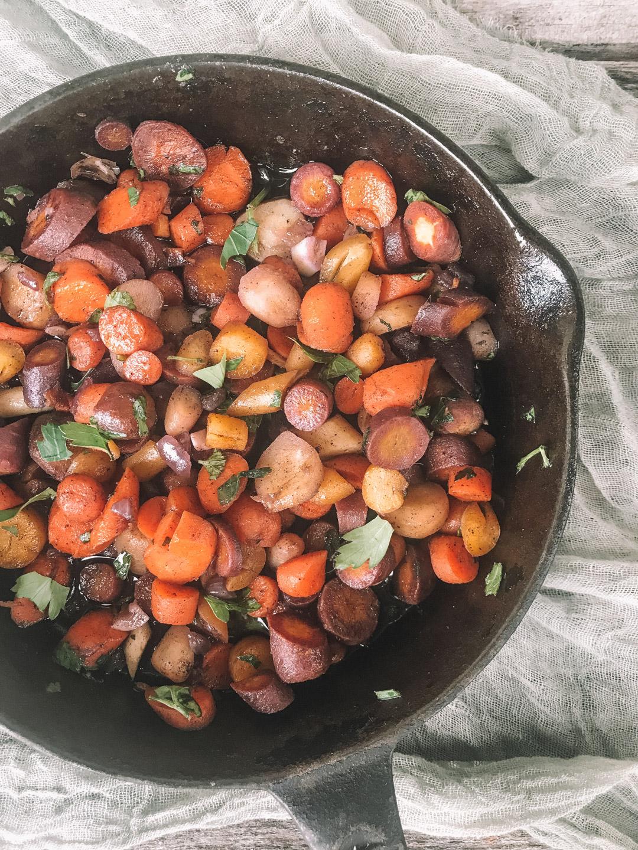 evolution salt carrot recipe