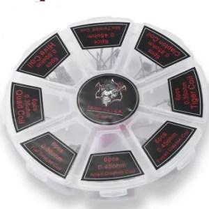 Demon Killer - Resistência - Kit de resistência 8 em 1