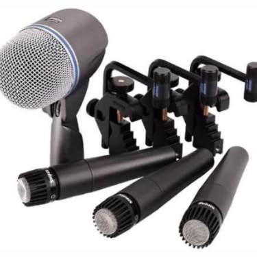 Microfonía Música