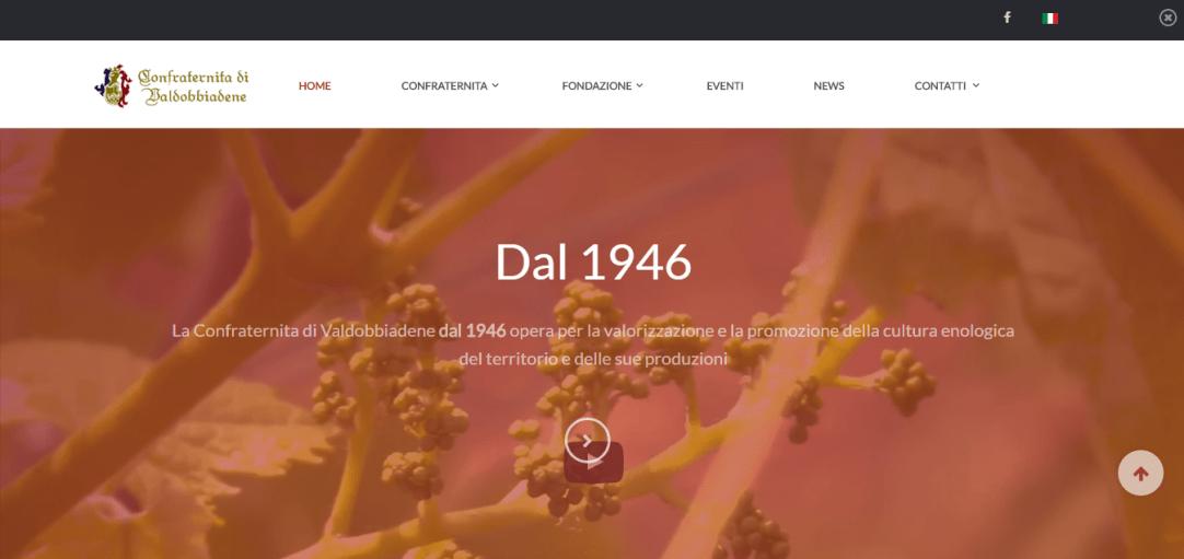 Confraternita di Valdobbiadene - Siti web Vicenza