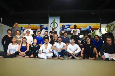 Grappling BJJ brazilian Jiu-Jitsu