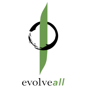 Evolve All logo and text wide - Evolve All logo and text wide