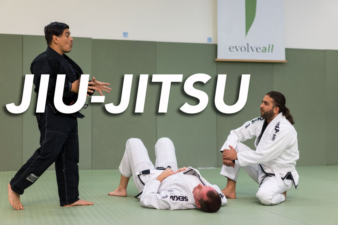 jiu jitsu - EvolveAll - Training Arts Center, VA