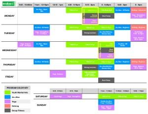 EA Schedule V. 6 - EA Schedule V. 6