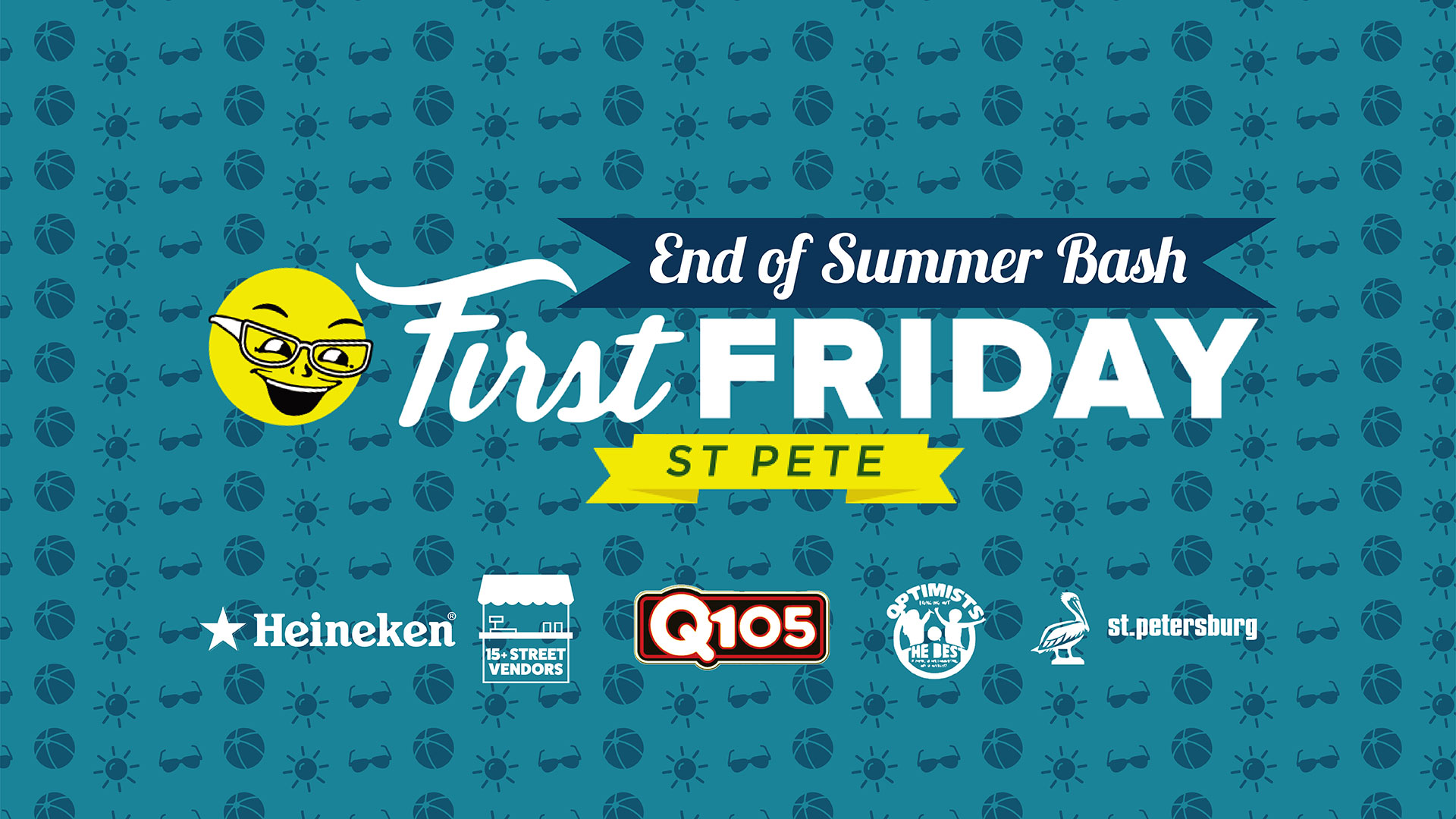 First Friday St. Pete Hosts School Supply Drive August 2nd