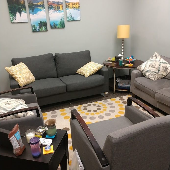 Group Therapy Space