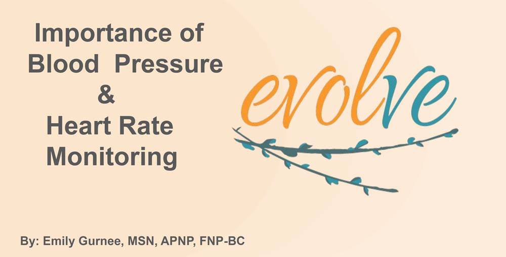 Importance of Blood Pressure & Heart Rate Monitoring