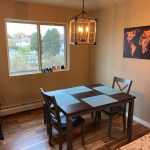 Apartment Dinning Room
