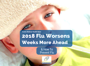 2018 Flu Season Worsens — Weeks More Ahead
