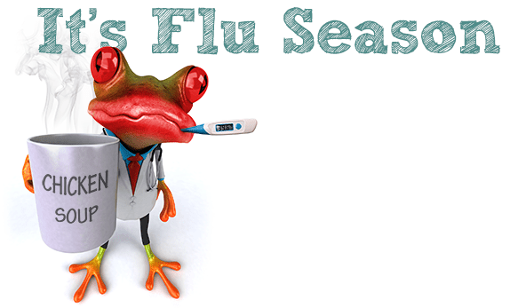 Flu Has Arrived in Annapolis!