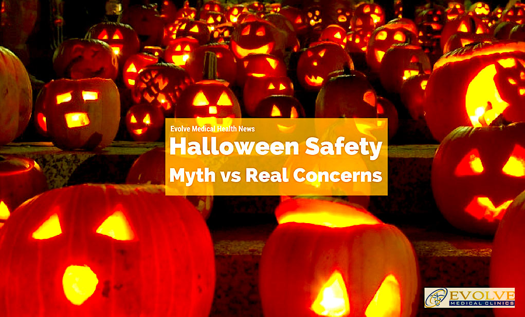 Last Minute Halloween Safety