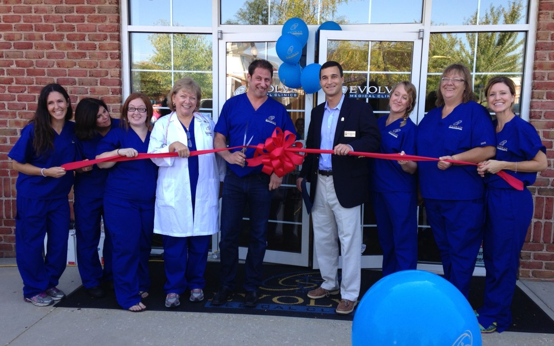 Evolve Medical Clinic's Urgent Care Grand Opening and Health Festival