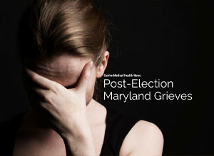 Maryland Grieves: Post-Election Depression