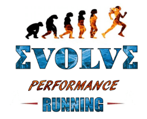 Evolve Performance Running Logo
