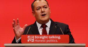 Michael Dugher - Shadow cabinet reshuffle
