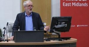 Jeremy Corbyn University of Nottingham
