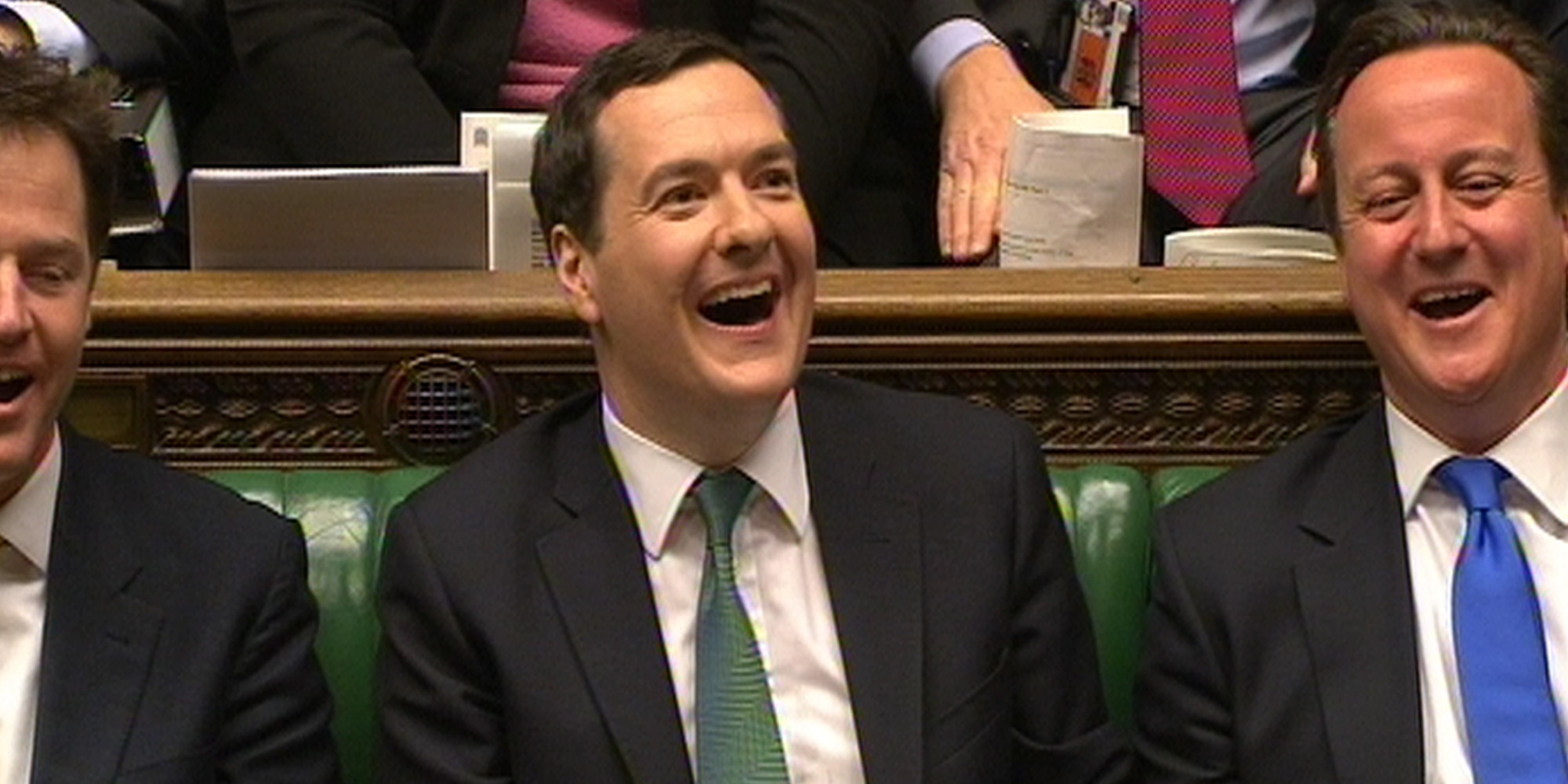 George Osborne's Mates in RBS are Laughing All The Way To The Bank.