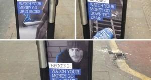 Nottingham Council #givesmart Campaign 3