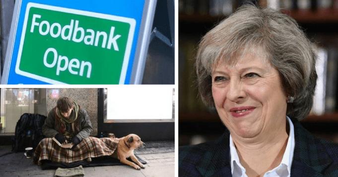 Theresa May Shared Society