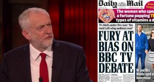 BBC Bias Daily Mail
