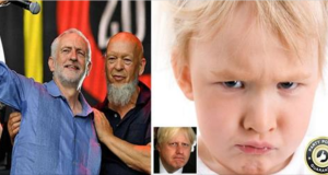 A TANTRUM OF TORIES: they're OK with poverty and death, but find Glastonbury fans 'disgraceful'