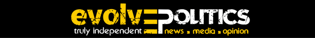 Evolve Politics   Truly Independent Political News, Media & Opinion