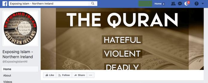 Exposing Islam Facebook Page