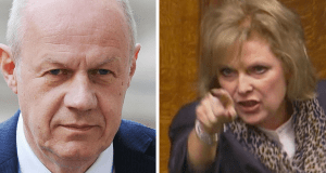 Tory MP Anna Soubry says Deputy PM Damian Green should be suspended from the party