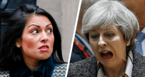 Priti Patel broke Ministerial Rules and then LIED to the public. Theresa May MUST sack her.