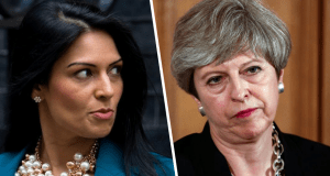 Priti Patel SACKED after lying about secret Israeli meetings