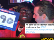 Betting firm stands by tweet promoting 'blacked-up' man dressed as Diane Abbott